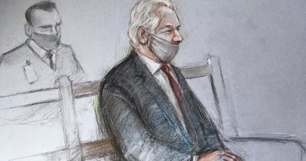 Assange against the avenging Furies