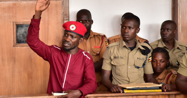 Bobi Wine and hope for a better life in Uganda