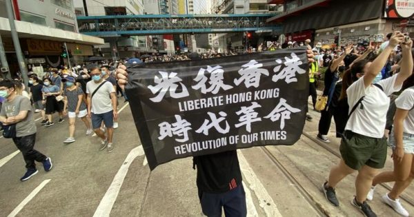 In Hong Kong normalization reaches a new level