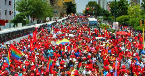 Alternativa Popular Revolucionaria and the situation in Venezuela