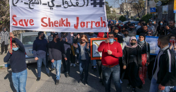 A new generation of Palestinians will not abandon Sheikh Jarrah