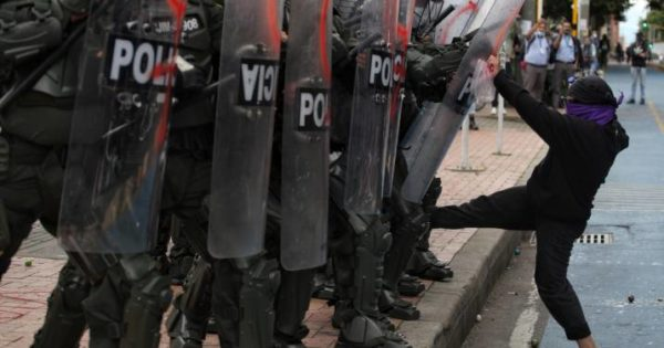 More than 3,000 victims of violence reported during National Strike