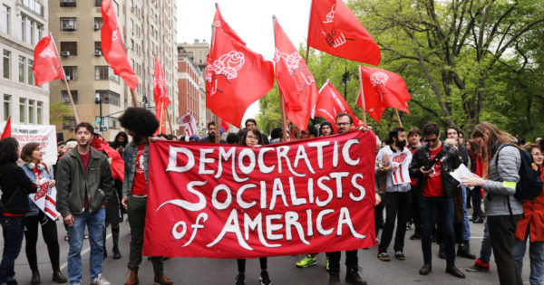 Socialism Has a History — and a Future — in New York City
