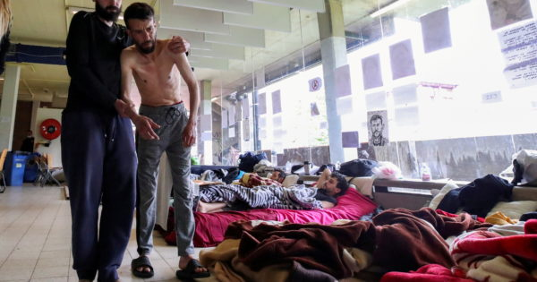 Still no solution for undocumented migrants on hunger strike in Brussels