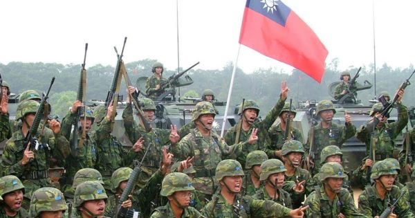 Will there be a Taiwan war?