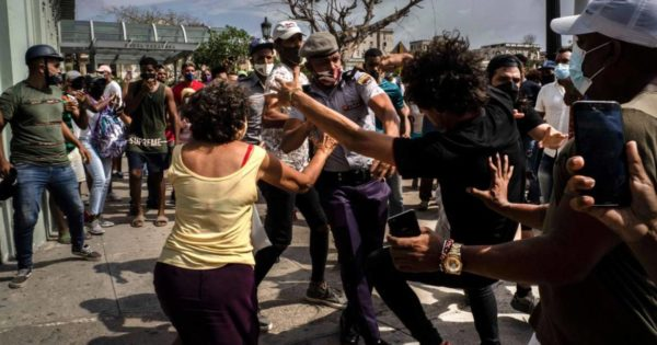 Social explosion in Cuba: the ignored signals