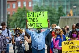 Protests Against Biden's Immigration Policy and Treatment of Haitians